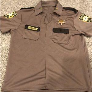 Walking Dead Rick Grimes Halloween Shirt